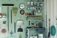 Fantabulous Storage Spaces / Ideas for making the most of every inch of every room in every house / by Judy Gex