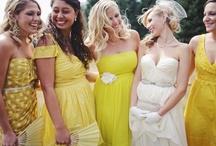 yellow wedding / by Boho Weddings & Life