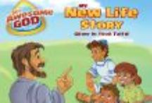 Preschool Kids / DiscipleLand's Preschool Bible Curriculum is a complete, discipleship-centered Bible learning system for preschool children ages 3-5. With 8 Old Testament quarters and 8 New Testament quarters, your kids will grow in Bible knowledge, Christ-like character, and faithful conduct.