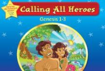 Kindergarten Kids / DiscipleLand Kindergarten is a Bible curriculum for children ages 5-6. Your children will meet more than 48 different Bible personalities as they discover that Jesus is the special Hero who fulfilled God's plan to rescue them from sin.