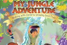 Elementary: Adventure / DiscipleLand Adventure motivates kids to pursue their discipleship journey. Children travel to exciting locations around the world to experience topical Bible adventures.