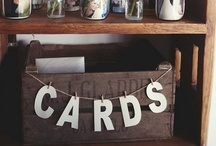 places for cards and presents