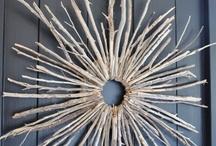 Artsy Crafty / Fiber Fabric & Needles, and Painted!  / by Robin Markham
