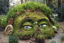 Secret Gardening / Fantasy, Real and Practical, it grows here! / by Robin Markham