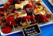 Breakfast/Brunch / I love having company for brunch  :-} / by Lorraine Vallis