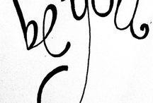 • words •