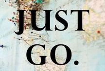 Travel Inspiration - Places to Go / Travel Inspiration