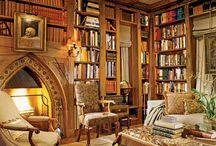 The Library / Library, Books, Authors / by Chikwitch Von Chikwitch