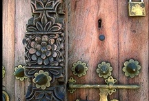 Knockers, Knobs, Keys and Locks / by Phyllis Applegarth