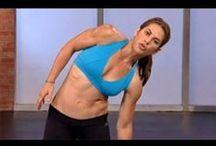 Workout Vids *The Biggest Loser* / Videos from three of my favorite trainers from The Biggest Loser. Jillian Michaels, Bob Michaels & Kym Lyons.