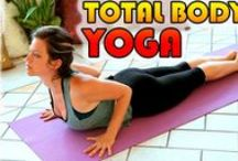Workout Vids *Pilates/Yoga* / Some of my favorite videos that focus on Pilates & Yoga.