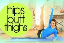 Workout Vids *Pop Pilates* / These are some of the best & most entertaining videos by trainer Cassey Ho. They are Pop Pilates Cardio/Strength. Yes, she has an annoying voice, but she is a character, in addition to being an excellent trainer. http://blogilates.com/