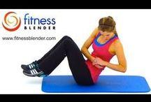 Workout Vids *Fitness Blender* / http://www.youtube.com/user/FitnessBlender