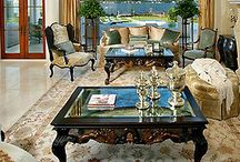 LIVING ROOMS EXQUISITE / by Barbara McKinney