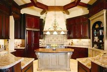 KITCHENS EXQUISITE / by Barbara McKinney