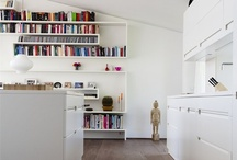 Books and Bookshelves / by S K