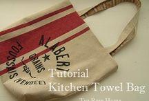 Sewing - Bags, Scarves, etc.