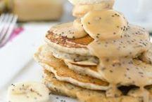 Vegan Breakfasts / Yummy Vegan breakfast recipes!