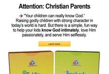 Raising Godly Children / Articles, principles, book reviews and more to help you raise and train children.