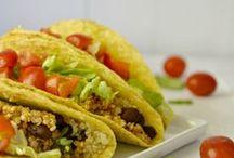 Vegan (Beans & WG Recipes) / Delicious recipes involving beans & whole grains.