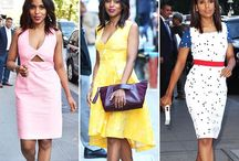Zoe and Kerry Style / by Heather Hrytsyshyn