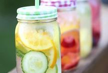 Yummy - drinks / the pause that refreshes!