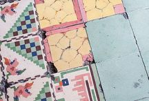 Tegeltjes / I really love Tiles and spot them everywhere