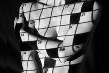 Beauty In Black & White / by Christa Lowe-Hawkins