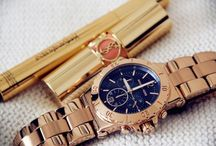 Watches / All things fancy