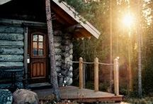| Future cabin | / Mountain homes and all their beauty