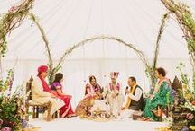 Asian Wedding / All diffent sorts of Asian Weddings, all totally beautiful.