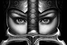 Warrior / by Elizabeth Betsy Wirkkala