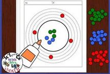 Atoms, Ions, and Isotopes / Teaching ideas and resources for chemistry teachers covering atoms, ions, and isotopes