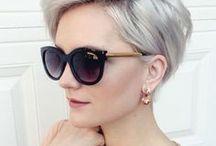 Short hair - don't care! / Sexy, rockig, cool, elegant oder doch lieber mädchenhaft? Der Kurzhaarschnitt macht's möglich!