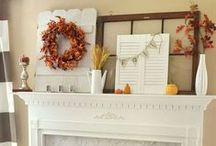 Fall & Halloween Decor
