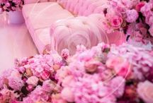PINK AND MORE PINK!! / by PATI CHENEY