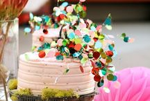 CAKES & CUPCAKES...YUM! / by PATI CHENEY