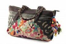 Lufli Handbags / Women's handbags and accessories / by Carol Barrett
