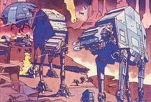 A long time ago in a galaxy far, far away / Star Wars / by Kevin & Robin -