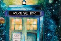 TARDIS / Doctor Who? / by Kevin & Robin -