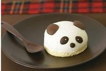 Food fit for Pandas / Pandas love to eat!