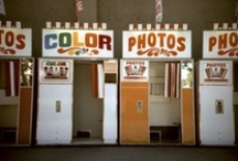 Times Past / Colorful Vintage Images / by Kevin & Robin -