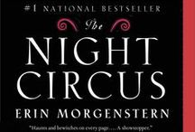 THE NIGHT CIRCUS / THE NIGHT CIRCUS, by Erin Morgenstern. Available in trade paperback July 3, 2012. The circus arrives without warning. No announcements precede it. It is simply there, when yesterday it was not. Within the black-and-white striped canvas tents is an utterly unique experience full of breathtaking amazements. It is called Le Cirque des Rêves, and it is only open at night. We hope our board will give you a glimpse of why THE NIGHT CIRCUS is a huge bestseller, adored by readers and book critics alike.