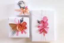 : {Gift Exchange} : / by Kate Ladd