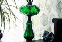 greens / by Nourhan Abdel-Rahman