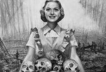 Halloween ideas / by Maria Woolley
