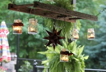 Outdoor Crafty Ideas / by Cindy Page