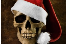 Creepy Christmas / by Little Gothic Horrors