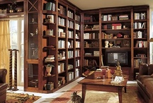 Rooms for Books / by Sherry Hart