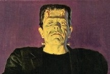 Frankenstein's Monster / by Little Gothic Horrors
